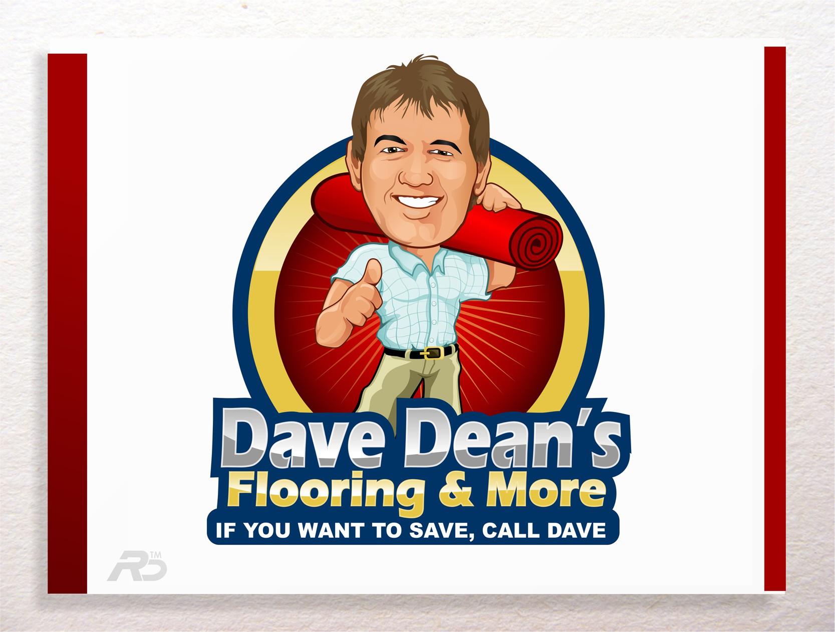 logo for Dave Dean's Flooring & More