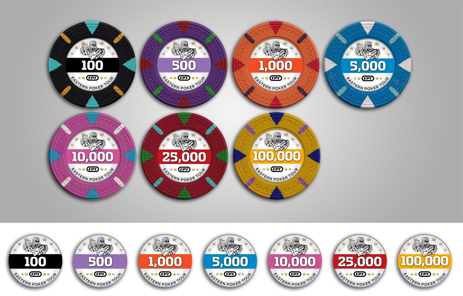 BAR POKER LEAGUE - Chip Design Contest!