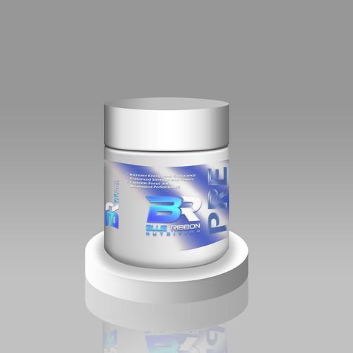 Label design for Nutrition Supplement