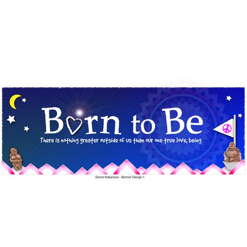 Born to Be blog banner