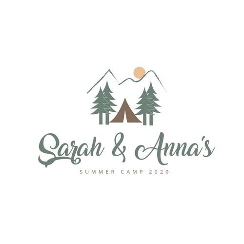 Logo for Sarah and Anna's
