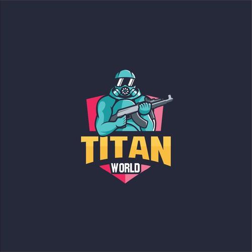 Logo for Titan World