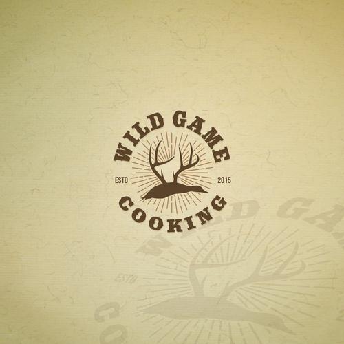 Create a Logo for Wild Game website
