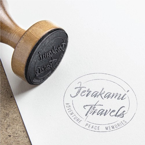 Logo concept for Jerakami Travels