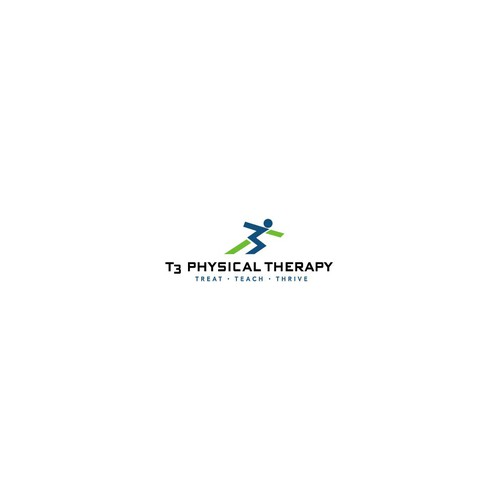 T3 physical Therapy Logo