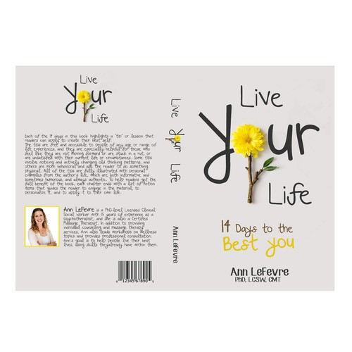 Live your life:14 days to the best you