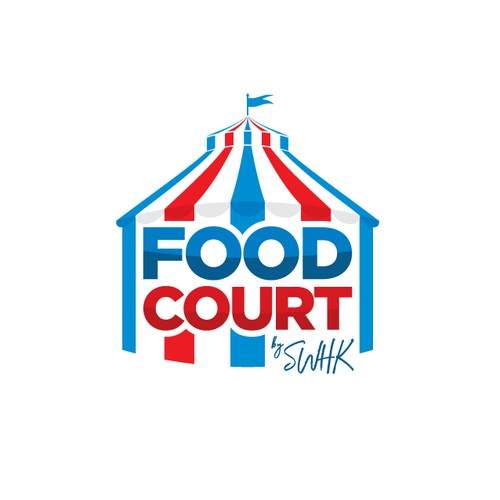 Logo for Food Court