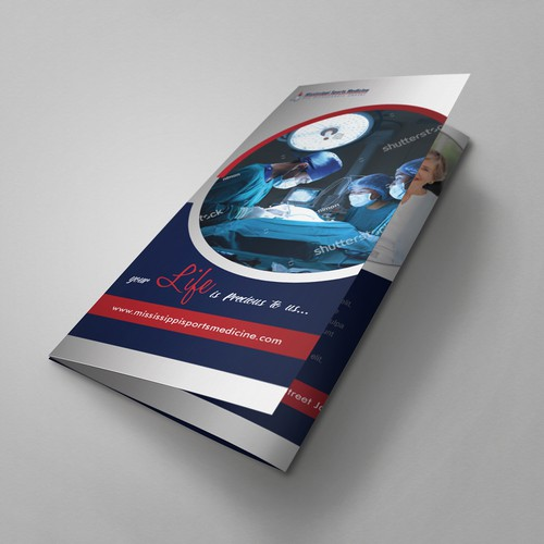 Orthopedic Trifold Brochure