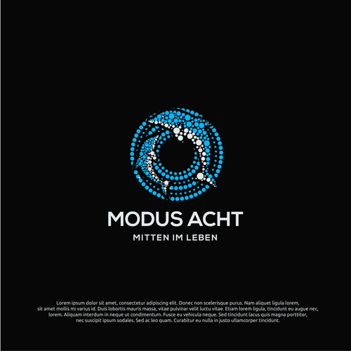 logo concept for modus acht