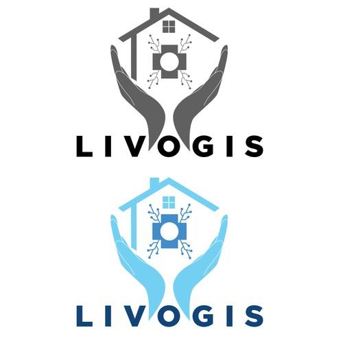 LIVOGIS Logo #4