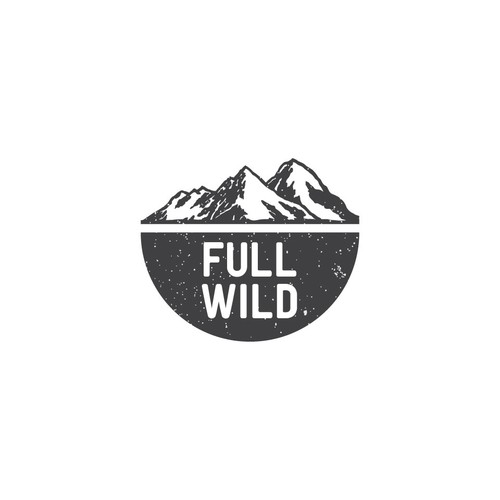 Logo design for Full Wild