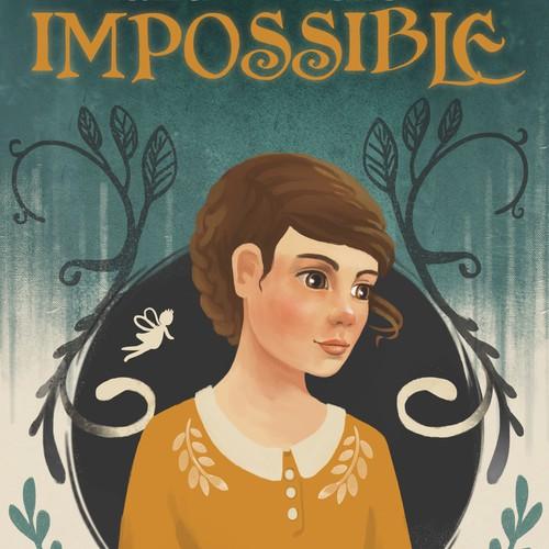 Book cover design&illustration