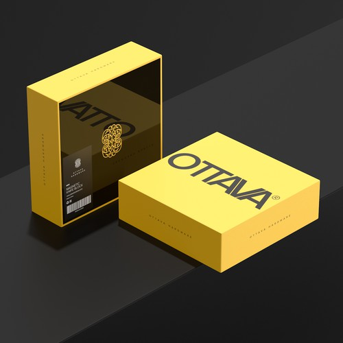 Box & logo