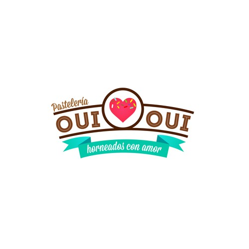 New logo wanted for Oui Oui Pasteleria