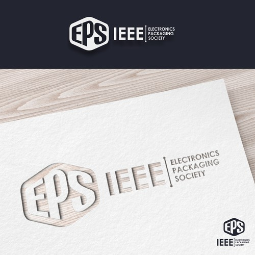 Simple logo for the IEEE Electronics Packaging Society