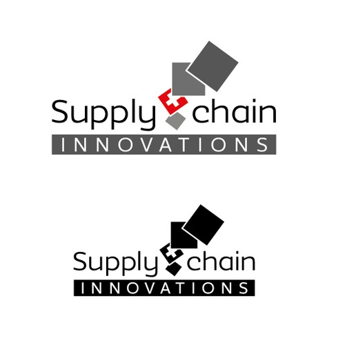 Logo for Swiss company that brings innovations to supply chains