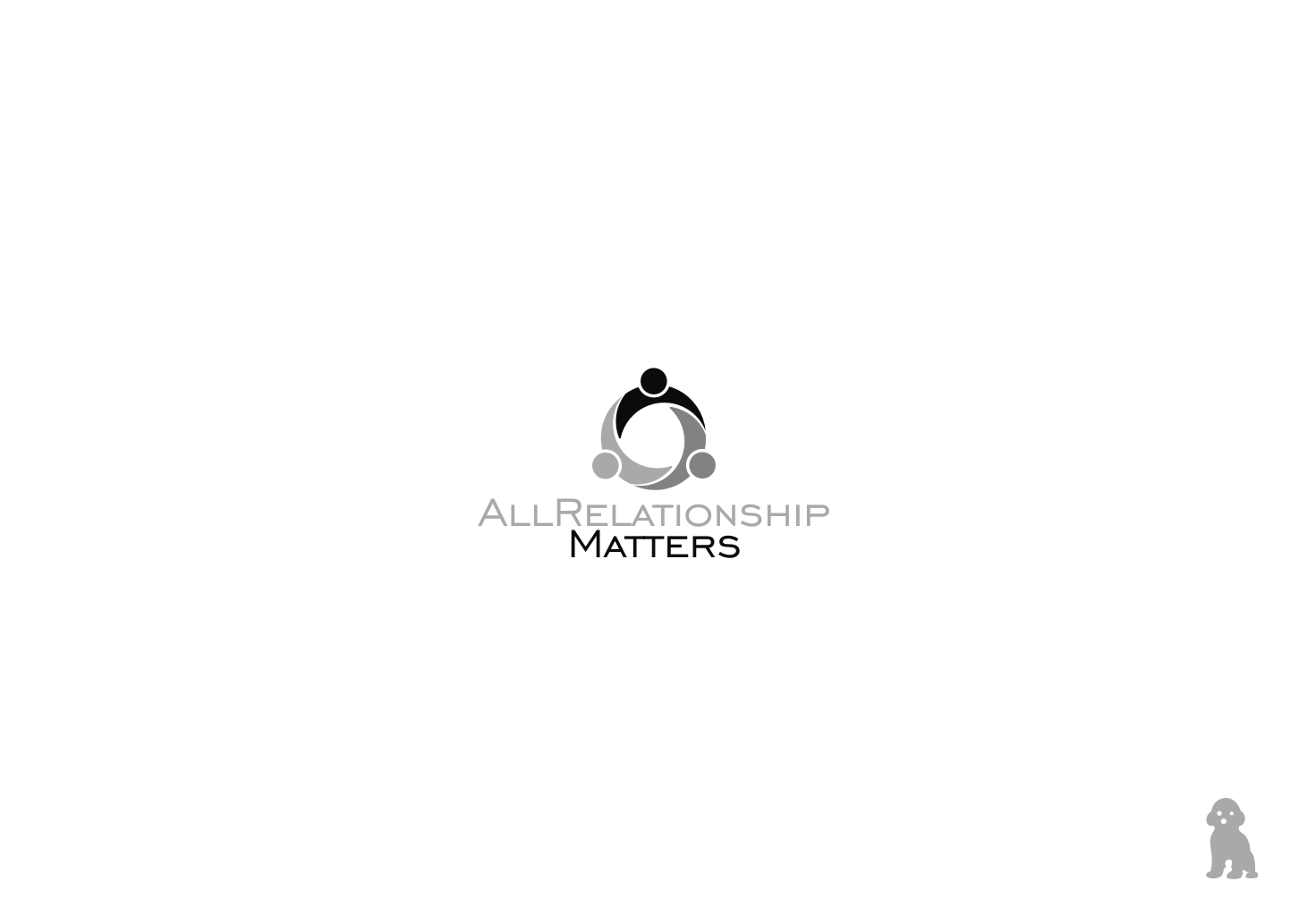 Create the next logo for All Relationship Matters