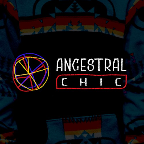 [ Available For Purchase ] -- declined logo proposal for Ancestral Chic