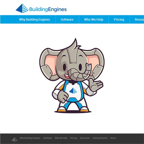 Technology Firm Looking for Unique Elephant Mascot!