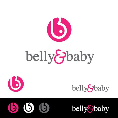 Create the new face of Belly & Baby! - a yoga business specialized in pre- and postnatal care.