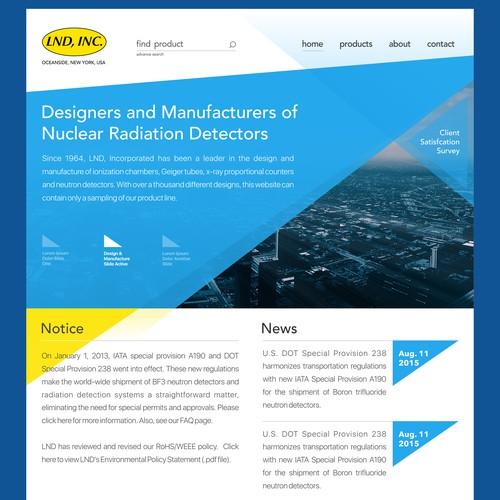 Lnd Website