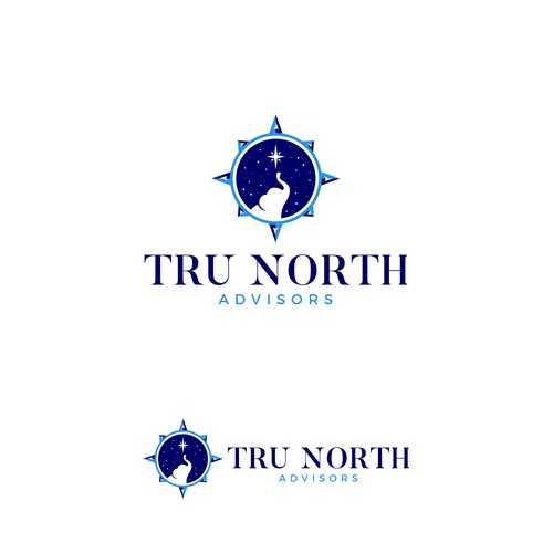 Thrive and Flourish Logo for Tru North Advisors