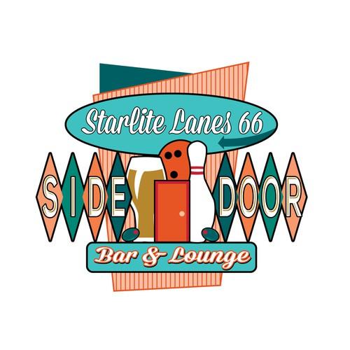 Design a logo for our bar