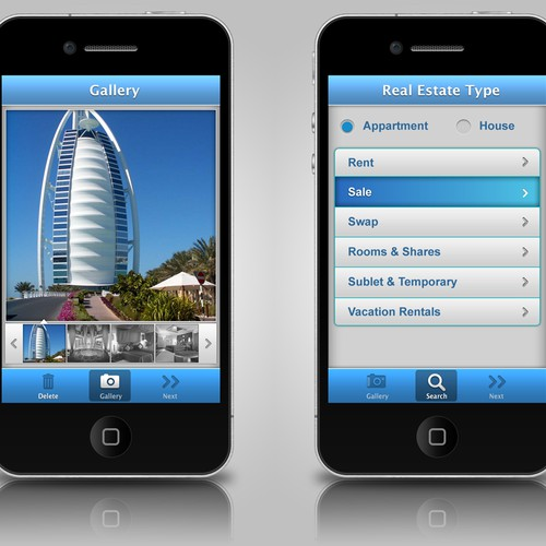 mobile app design required