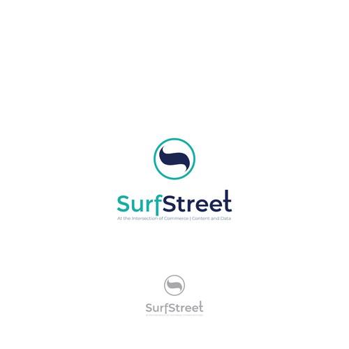 Logo design Surf Street
