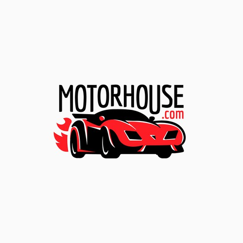 Logo for Custom Car Shop