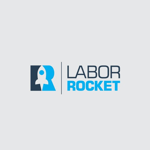 Labor Rocket Logo
