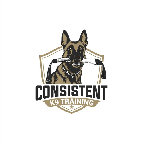 Logo Concept by Consistent K9