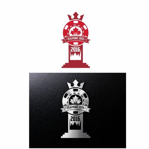 Poker Award logo