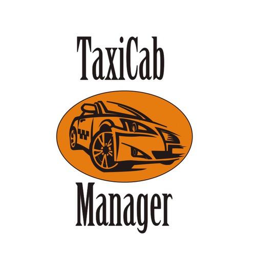 Create a logo for a taxi management program