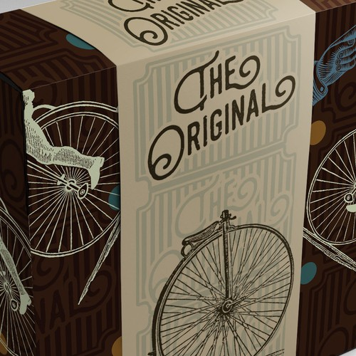 Custom carton package design print