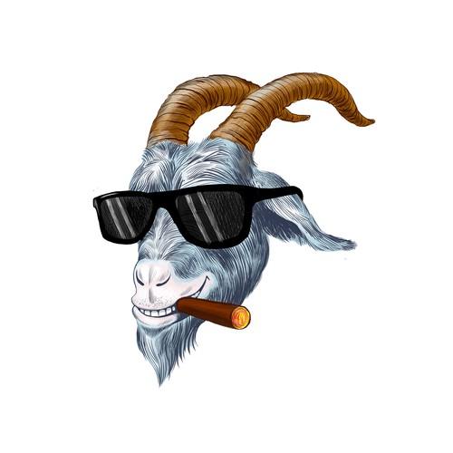 cool goat
