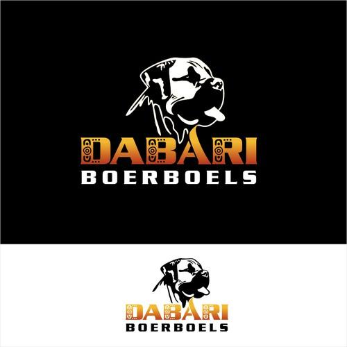 Dabari Boerboels Logo Design