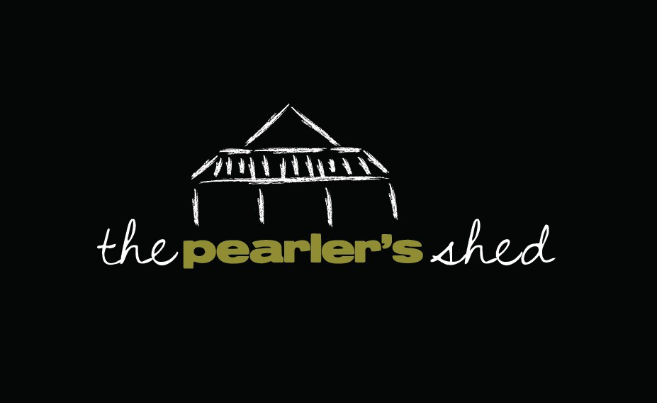 logo for The Pearler's Shed