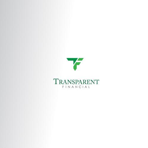 Sharp Logo for Transparent Financial