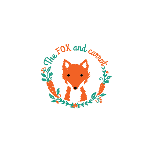 - the fox and carrot -