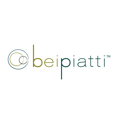 BeiPiatti - Logo for unique Italian ceramics import company