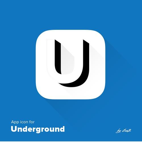 Underground - secret chat app