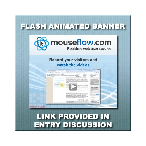 Mouseflow banner ads