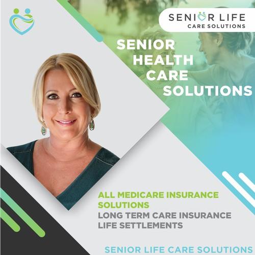 Pamphlet Senior Health Care Solutions