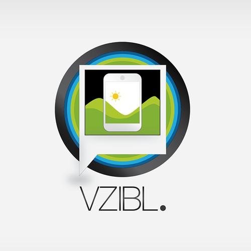 VZIBL. Photo APP needs a new logo!