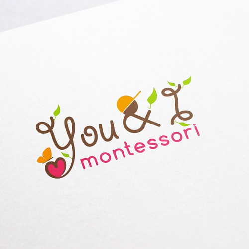 Preschool Logo in California!