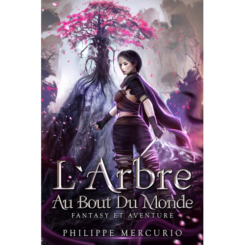 Book cover Fantasy realm