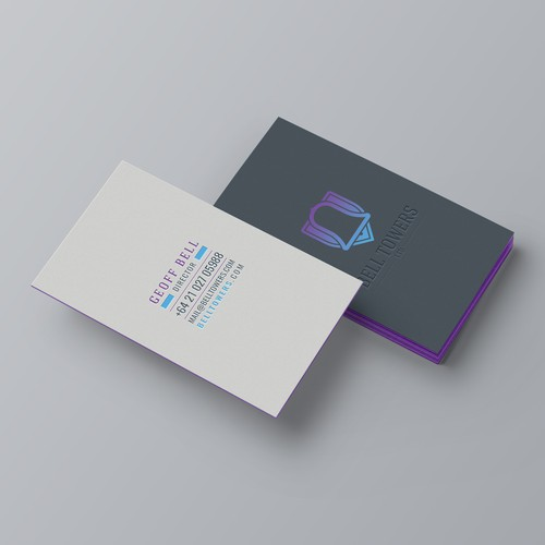 Elegant and eye catching business card