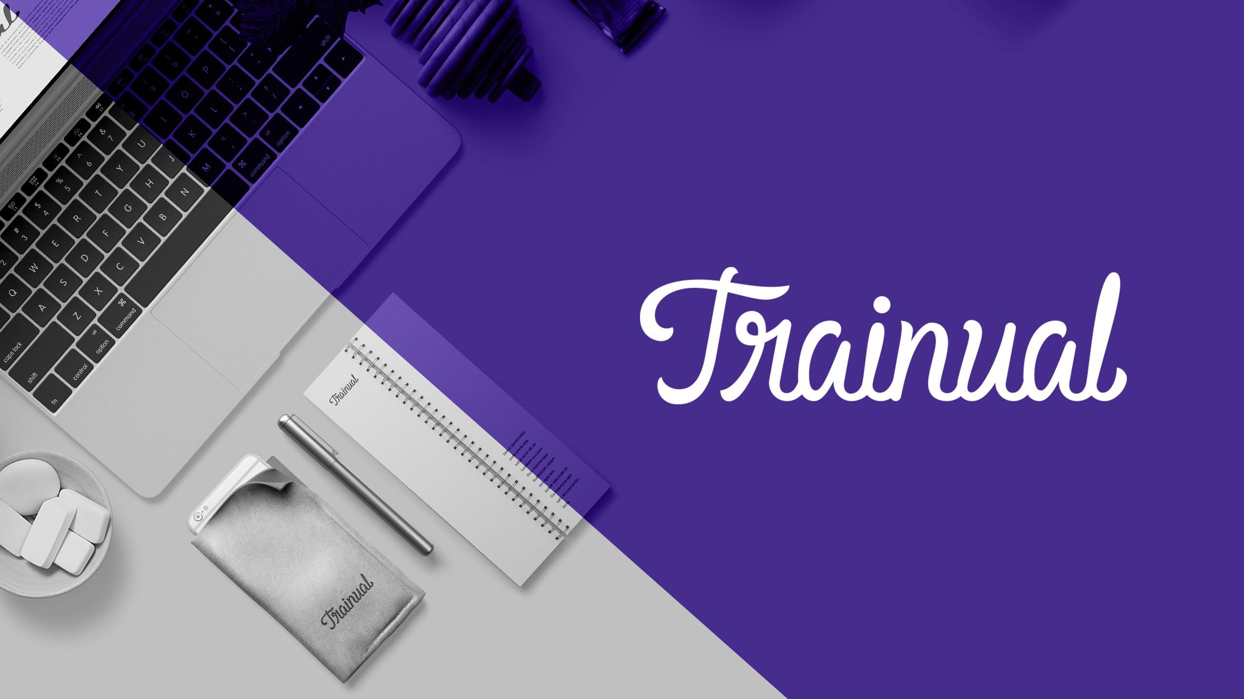 Online Training Software Needs a Fun, Modern Logo!