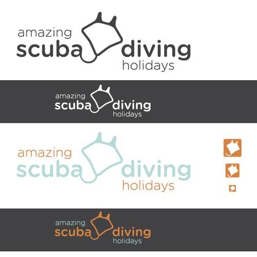 Logo for Amazing Scuba Diving Holidays eMagazine/eBook